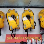 Servicing Your Inflatable PFD